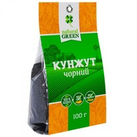 Кунжут черный, NATURAL GREEN