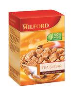 Сахар тростниковый коричневый нерафинированный, 300г Milford