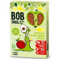 Натуральные яблочно-лимонные конфеты BOB SNAIL (РАВЛИК БОБ)