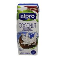 Кокосовое молоко (напиток без сахара), 250 мл, Alpro
