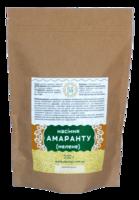 Семена амаранта молотые 200г, Ecoliya