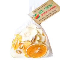 """Смесь чипсов """" Яблоко+апельсин+манго"""" Эко чипсы"""