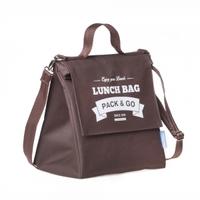 """Термосумка для еды  (Lunch bag  2L) """"Pack&Go"""""""