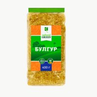 Булгур, 400 грамм, NATURAL GREEN