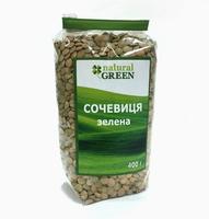 Чечевица зеленая NATURAL GREEN
