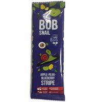 "Конфета-страйп ""Яблоко-груша-черника"", Snail Bob"