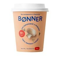 """Крем-суп грибной, ТМ """"Bonner"""""""