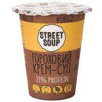 Крем-Суп Гороховый 50г, стакан ТМ Street Soup