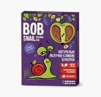 Натуральные яблочно-сливовые конфеты BOB SNAIL (РАВЛИК БОБ)