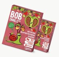 Натуральные яблочно-клубничные конфеты BOB SNAIL (РАВЛИК БОБ)