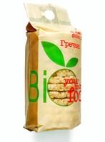 Хлебцы гречневые, 100г Bio Food