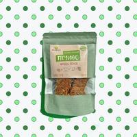 Яблочно-финиковое печенье с орехами Sunfill, 100 г