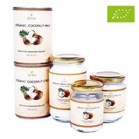 Масло кокосовое, нерафинированное, 400 мл, ТМ Їжеко