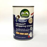 Сливки кокосовые для взбивания, Nature's Charm