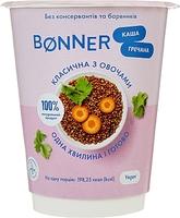 Каша гречневая с овощами Bonner 60г