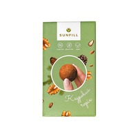 Конфеты с кедровым орехом Sunfill