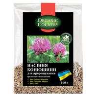Семяна клевера для проращивания, Organic Country