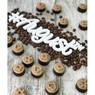 """Конфеты на основе кэроба без сахара """"Кофе-арахис-крем"""", 15 г , August"""