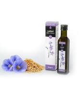 Льняное масло Health Link органическое, 250 мл