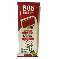 "Натуральный мармелад ""Яблоко, вишня"" Snail Bob"