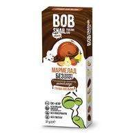 """Натуральный мармелад """"Груша-апельсин"""" в бельгийском молочном шоколаде"""