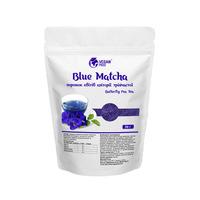 Голубая Матча  (Butterfly Pea Tea / порошок цветов Клитории)