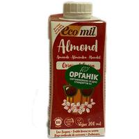 """Органическое растительное молоко """"миндаль-какао"""" 0,2л"""
