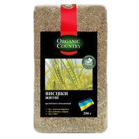 Отруби  Ржаные  NATURAL GREEN