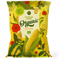 Кукурузные палочки  органические с оливками, 50г,  Экород