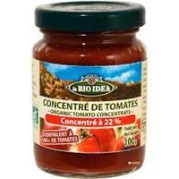 Паста томатная 22% органическая100 г, MARKAL