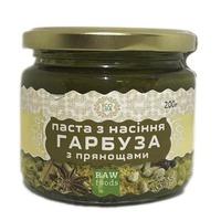 Паста с семян тыквы (урбеч) 200г, ТМ Ecoliya
