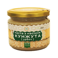 Урбеч из кунжута (паста) 200г, ТМ Ecoliya