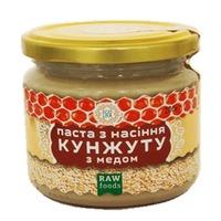 Кунжутная паста с медом, 200г Ecoliya