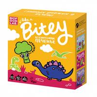 Детское печенье «Брокколи», безглютеновое Bitey 125г