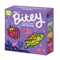 Детское печенье «Клубника», безглютеновое Bitey 125г