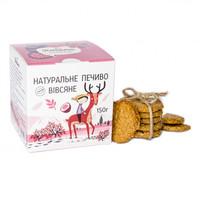 """Печенье натуральное """"Овсяное"""", 150г, Кохана"""