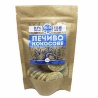 """Печенье """"Кокосовое"""", Живая Кухня"""