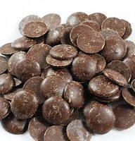 Черный шоколад (61,1 %) без сахара, Natra Cacao