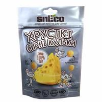 """Сырные шарики для детей """"BLUE"""" 28г, Sneco"""
