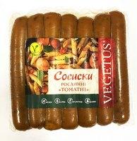 """Сосиски растительные копченые """"Томатные"""", Vegetus"""