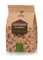 Мука из полбы (спельты) органическая, 1 кг, Экород