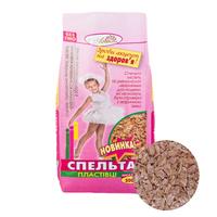 Спельта (полба), хлопья цельнозерновые, 500 грамм