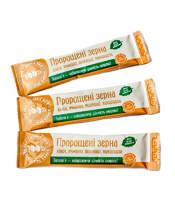 Пророщенные зерна в стиках  10 шт, ТМ Добра їжа