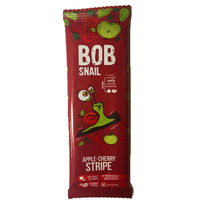 """Конфета-страйп """"Яблоко-вишня"""", Snail Bob"""