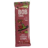 "Конфета-страйп ""Яблоко-клубника"", Snail Bob"