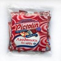 "Леденцы без сахара ""Вишня со сливками"" Pictolin"