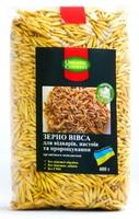 Зерно овса неочищенное органическое для отваров, настоев и проращивания, ORGANIC COUNTRY