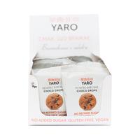 """Печенье овсяное """"Choco drops"""", тм Yaro"""